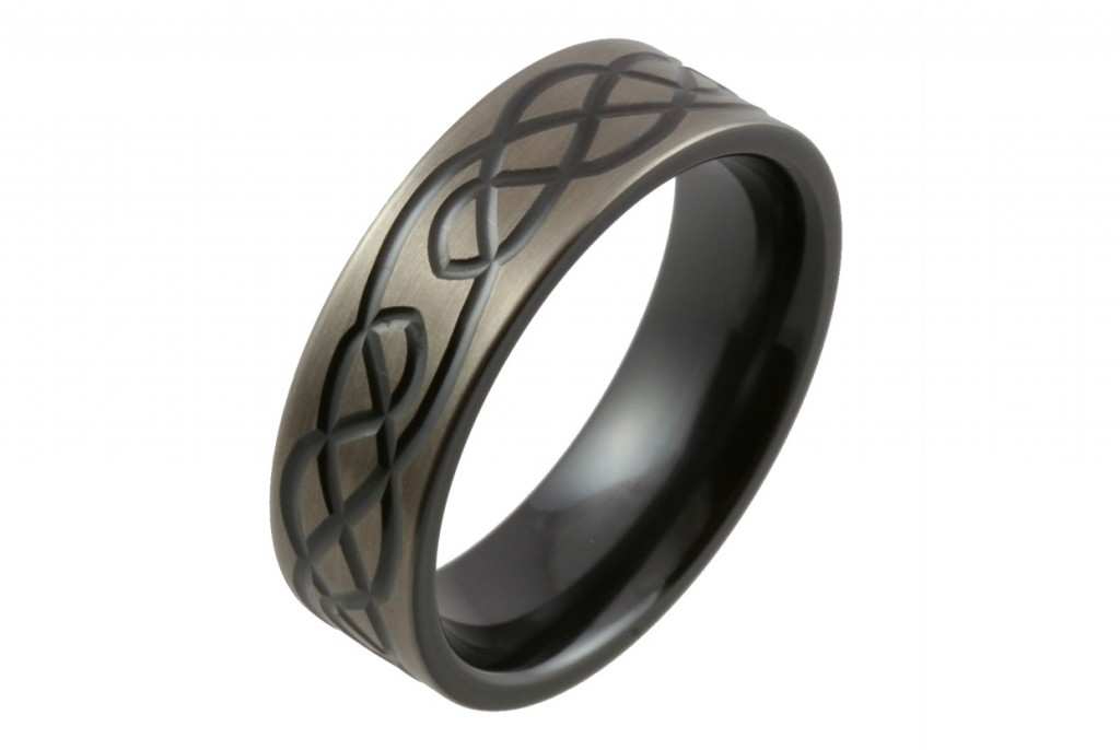 Stylish Wedding Rings For Men