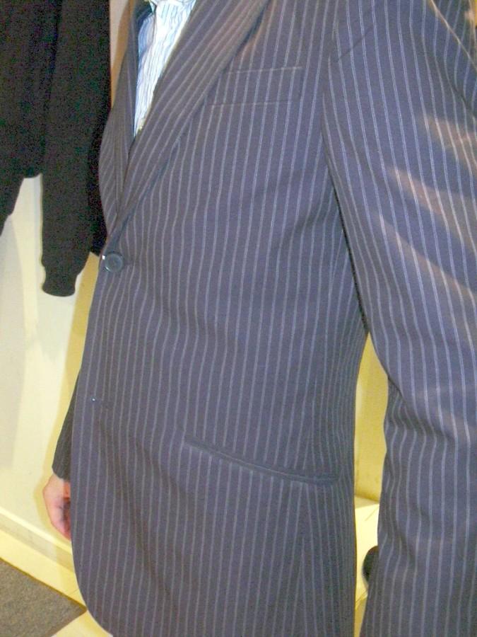 pale suit