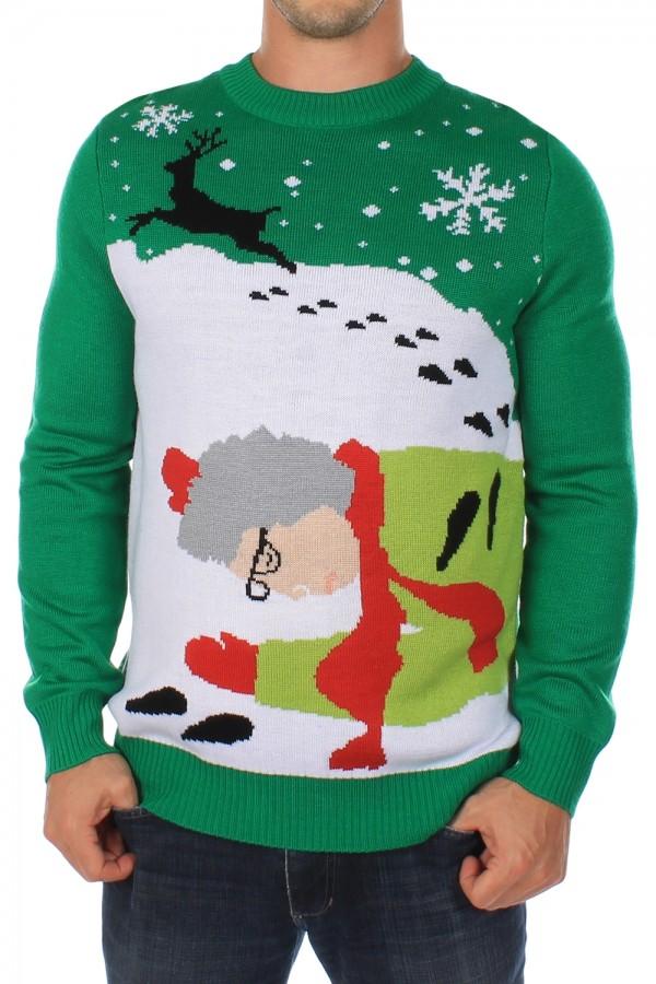 grandma_got_runover_by_a_reindeer_sweater